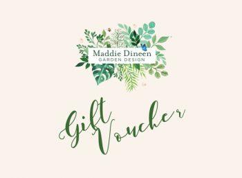 Garden Design Gift Voucher