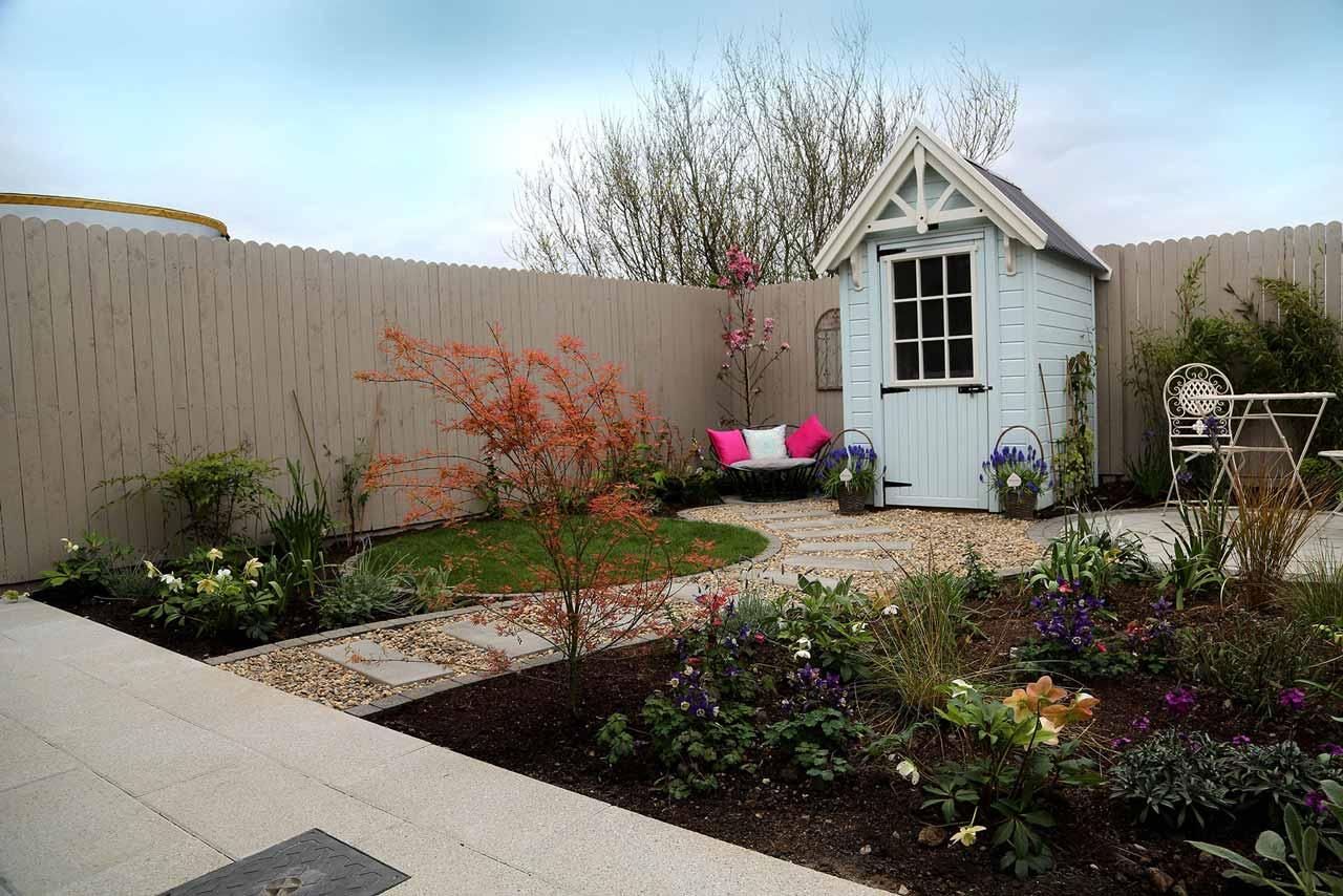 Maddie Dineen Garden Design Portfolio Slide 1
